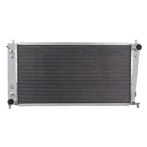4 Row Core Aluminum Radiator Replacement for 1999-2004 Ford F150 F250 F350 Expedition 4.2l 4.6l 5.4l V8 2002 2003 2001