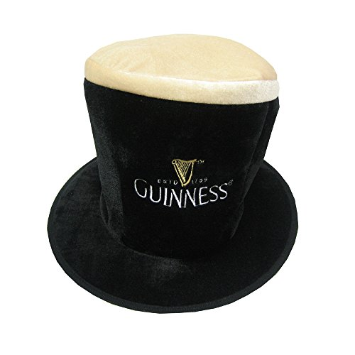 Guinness Top Hat Party Hat - St. Patrick's Day Party Style