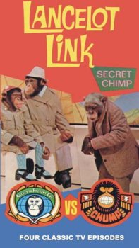 Lancelot Link, Secret Chimp: Volume 1