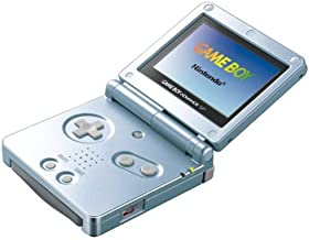 Game-Boy Advance SP - Bleu Arctique