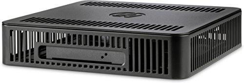 HP Desktop Mini LockBox v2 Tower Schwarz - Computer-Gehäuse (Tower, PC, Metall, Schwarz, HP ProDesk 400 G1 DM (Mini), HP ProDesk 400 G2 DM (Mini), HP ProDesk 400 G3 DM (Mini), HP ProDesk, 2.5 Zoll)