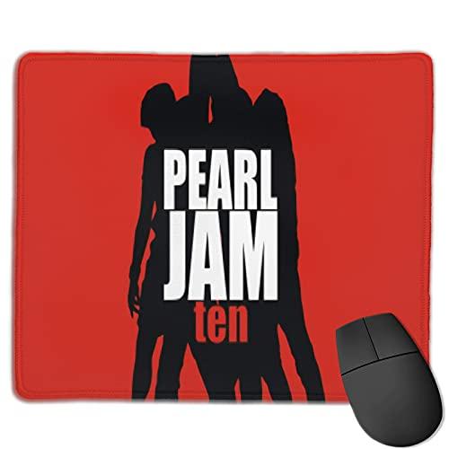 P-Earl, tappetino per mouse personalizzato J-am per computer, comodo per console portatili 25 x 30 cm