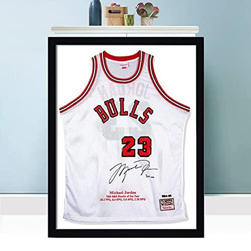 Marco De Exhibición De Pared, Marco De Exhibición De Jersey, Marco De Colección Adecuado para Camisetas, El Tenis De Baloncesto De Fútbol Montado En La Pared