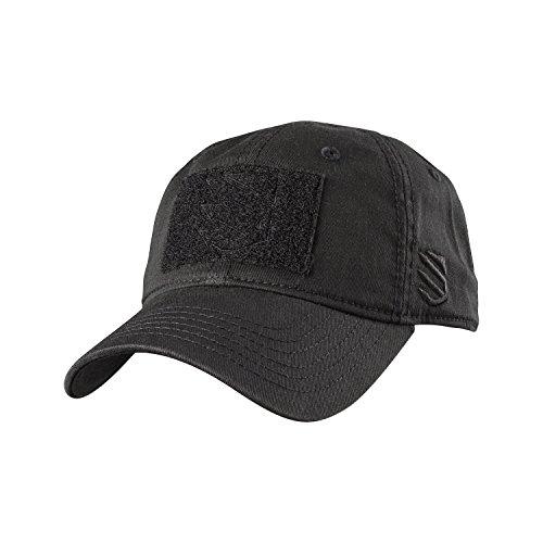Blackhawk Herren Tactical Cap, Herren, Einheitsgröße, Schwarze Taktische Kappe, EC01, Schwarz, Einheitsgröße