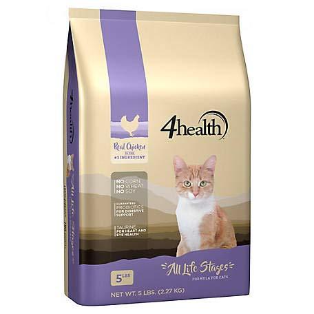 4Health Cat Food Verdict