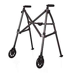 able life space saver lightweight folding travel walker
