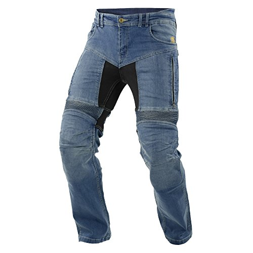 Trilobite Motorrad Herren Jeans Parado, blau Größe : 34