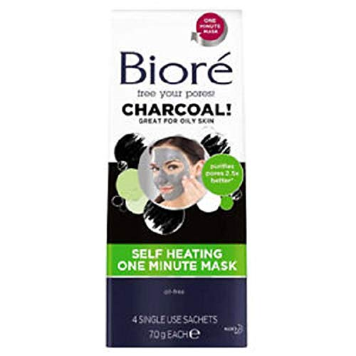 Biore Deep Pore Houtskoolreiniger Masker Masker