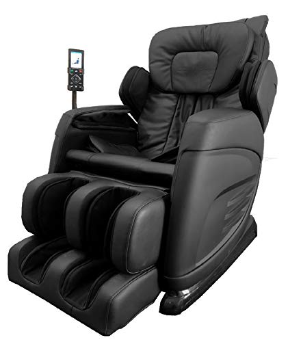 Full Body Shiatsu Massage Chair from Slabway with Heat and Roller Massagers for Foot, Upper & Lower Back, Neck, Shoulder, Leg, Arm, Provides The Best Massage for Sore Muscles