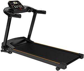 comprar comparacion Cinta de correr plegable, con USB y altavoces, 12 km/h, cinta para correr y caminar, motorizada, ideal para uso doméstico