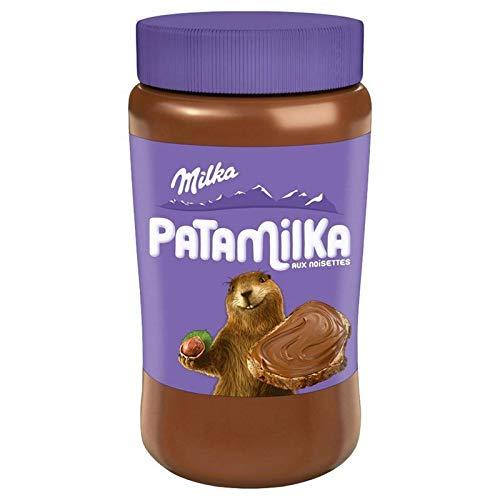 Milka patamilka - aufstrich 600g