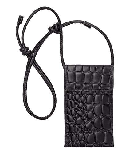 Liebeskind Berlin Damen Malibu-Mobile Pouch Taschenorganizer, Schwarz (Black), 0.2x18x10 cm