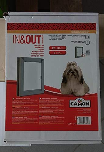Camon - IN&OUT Aluminium Small - AX010 Gattaiola 168 x 242 mm