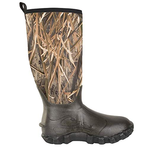 Drake Waterfowl Herren Knee High Mudder 2.0 Gummistiefel, Blades Habitat, 12