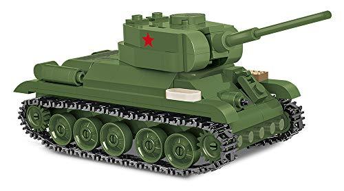 COBI COBI-2702 T-34-85 Toys, GRÜN