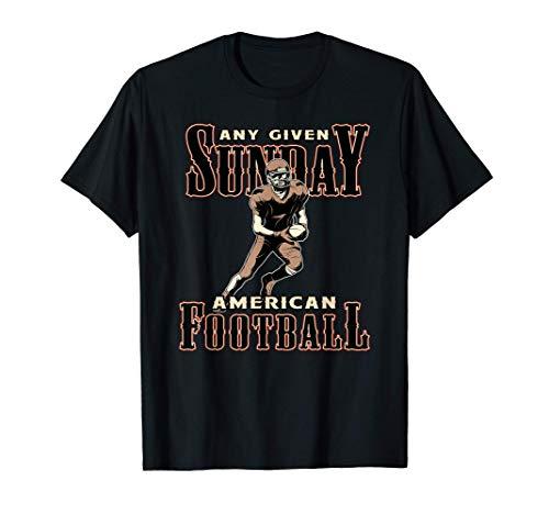 Un domingo cualquiera - El jugador de fútbol Camiseta