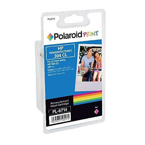 Cartucho de inyección de Tinta remanufacturado Compatible con HP DeskJet 3720/3730, 100 páginas, Cian/Magenta/Amarillo