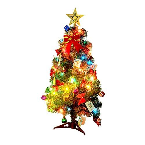 Hniunew Kleiner Tannenbaum Weihnachtsbaum Mit Beleuchtung KüNstlicher Bonsai Christbaum GeschmüCkt Weihnachtsbaum üBerwurf Lichterkette Nordmanntanne Online Bestellen GeschmüCkte TannenbäUme