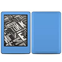 Kindle(2014年発売) スキンシール【Solid State Blue】