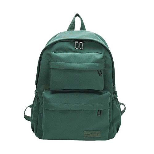 Citaii. Zaino per neonati, borsa per la scuola, bagagli cartella, borsa per il tempo libero, borsa da viaggio, bagagli portatile, borsa per maternità e giardinaggio, verde, 32 * 39 * 13cm
