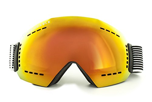 gloryfy GP3 RADICAL red Goggle