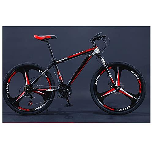 GWL Premium Faltrad, Klapprad in 24 26 27.5 Zoll, Mountainbike, Fahrrad Doppelscheibenbremse, Cityfahrrad Für Mädchen, Jungen, Herren Und Damen/B / 24inch