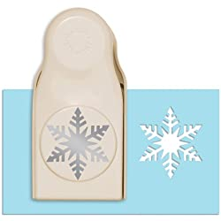 Martha Stewart Crafts Paper Punch, X-Large, Fancy Snowflake