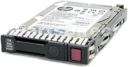 653955-001-SC HP G8 G9 300-GB 6G 10K 2.5 SAS SC