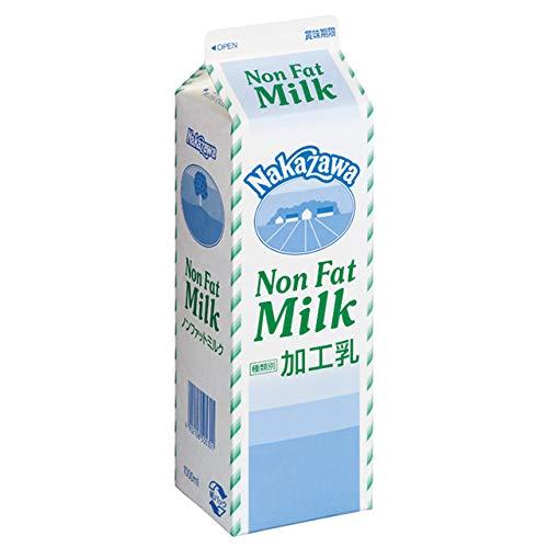 中沢乳業『Non Fat Milk(ノンファットミルク)』