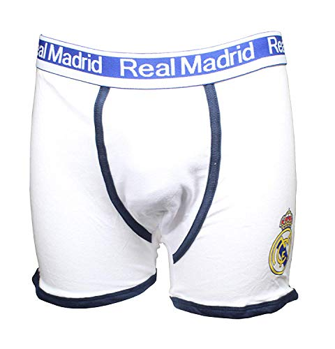 Boxer Infantil - Real Madrid - Producto Oficial - Set 2 Pares - RM602N