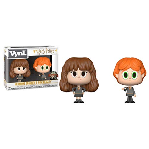 Vynl: Harry Potter: Ron & Hermione Exclusivo