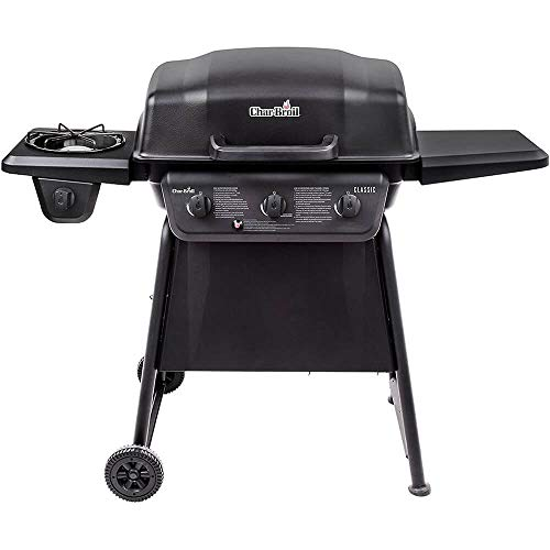 Char-Broil 463773917 Classic Series 3-Burner Gas Grill Gas Grills Natural