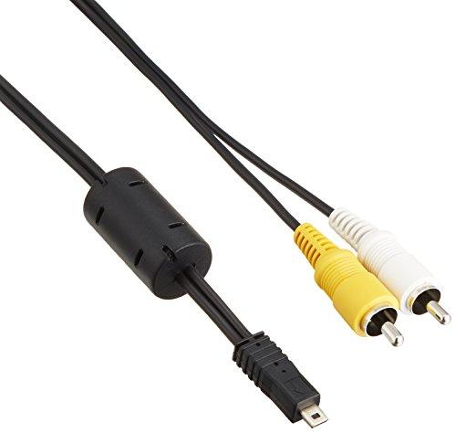 Nikon EG-CP14 A/V-out Kabel für Coolpix L3/L5/L6/L20/S9/S10/L10/L100/L11/L12/L19/S200/S220/S230/S500/P5000