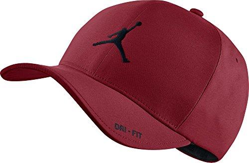 Nike Michael Jordan Classic99 -Berretto per Uomo, Uomo, Michael Jordan Classic99, Rosso (Ginnastica Rossa), M/L