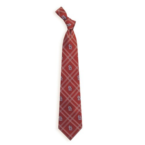 St. Louis Cardinals Woven Polyester Necktie