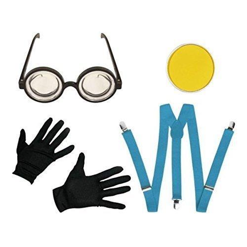 Robelli Welt Buch Woche Kinder Minon Maskenkostüm