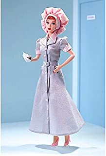 """I Love Lucy Doll """"Job Switching"""""""
