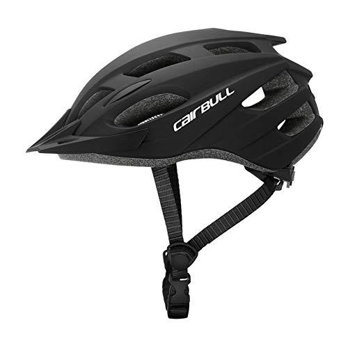 Casco de bicicleta para adultos,liviano integralmente deporte montaña ciclismo de montaña,protector de...