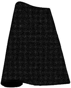 Velour  Trim Fit  Ice Carpet  Ideal for Audio Sub Boxes  Car Panels  Cars Interior  Parcel Shelf  Roof  Boot  Caravans etc   Anthracite