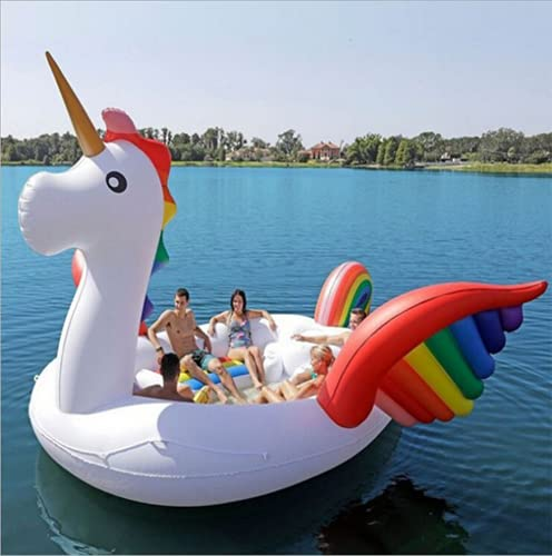 KJGLXD Water Hammock Float Ocean Paradise Lounge Chair Floating Row Floating Bed