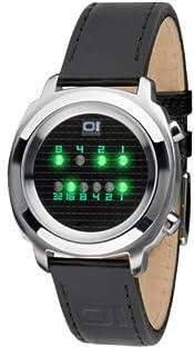 OI The One męski binarny zegarek na rękę Digital Zerone