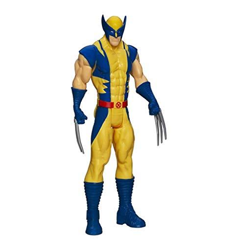 Marvel Toys Avengers Titan Hero Series Wolverine Action Figure Joint M