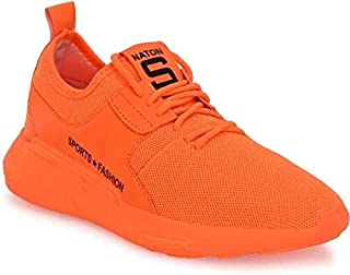 Indcrown Boys and Girls Running Shoes,Sports Shoes,Sneakers,Kids Shoes