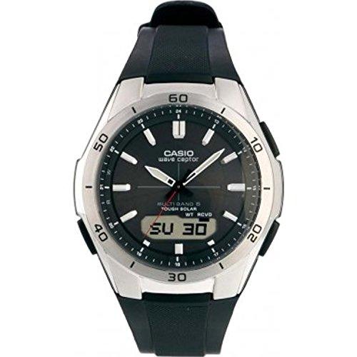 Casio Wave Ceptor Herren-Armbanduhr WVA M640 1AER