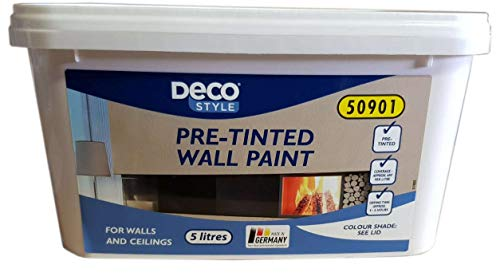 Deco Pastell Color Wand & Decken Farbe Terracotta 5 liter Matt