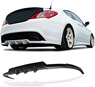 Carbon Creations Replacement for 2010-2016 Hyundai Genesis Coupe DriTech Speedster Rear Diffuser 1 Piece