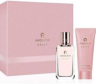 Aigner Debut Gift Set - EDP 50 ml + Body Lotion 100 ml