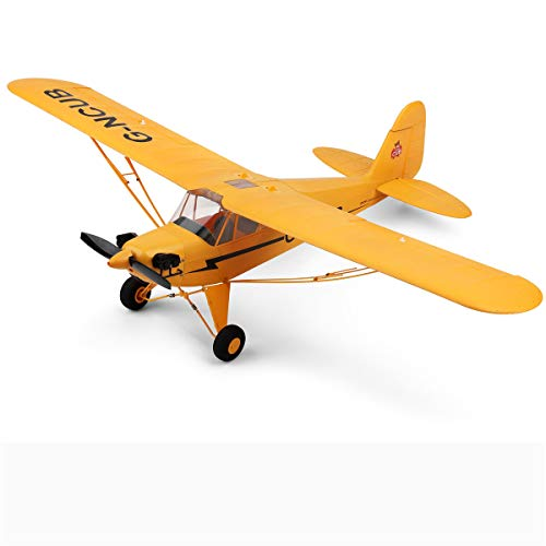 LYHLYH Modèles réduits d'avions de contrôle à Distance d'avion, Voltige, RC Fixe Cinq Voies comme Planeur Aile réel Mode 3D / 6G, Peut Facilement Faire Divers et Voltige Pleine de Puissance.