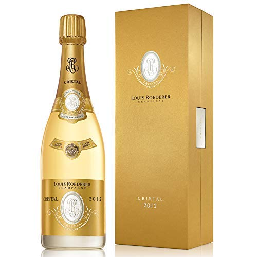 Photo of Louis Roederer Champagne Cristal 2012 75cl – A Stunning Champagne Complete With Presentation Box – Ideas for Christmas, Birthday, Anniversary, Business and Corporate