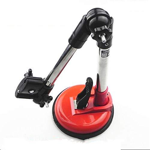 YXQQ Saugnapf-Regenschirm-Ständer, Einstellbare, Schnellen Demontage-Regenschirme-Ständer, Dauerhafter Aluminium-ABS-Kunststoff Leichter Tragbar, Für Lehrerauto Im Freien